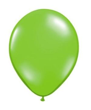 PrettyurParty Latex Balloons Pack of 50 - Green
