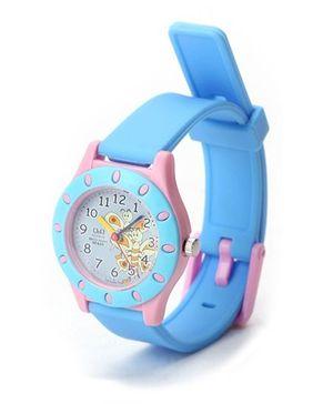 Q&Q Pixie Analog Wrist Watch - Blue