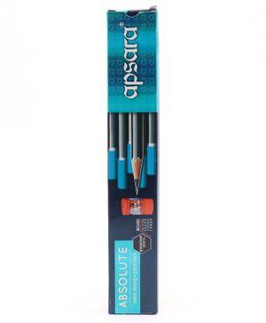 Apsara Absolute Pencils - Pack of 10