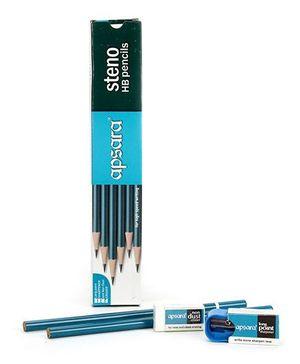 Apsara Steno HB Pencils - Pack Of 10