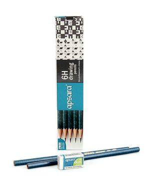 Apsara 6H Grade Pencils - Pack of 10
