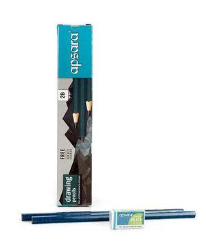 Apsara 2B Dark Pencils - Pack of 10