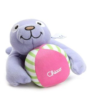 Chicco Vibrating Seal Bath Toy