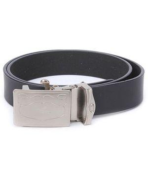 Kid-o-nation Leather Belt - Black