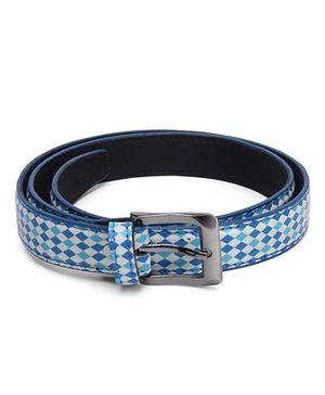 Kid-o-nation Belt Diamond Shape Design - Blue