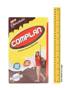 Complan Chocolate Flavour Refill Pack - 1 Kg