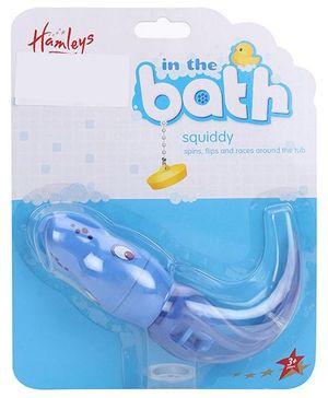 Hamleys In The Bath Toy Squiddy - Blue