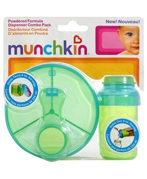 Munchkin Powdered Formula Dispenser Combo Pack