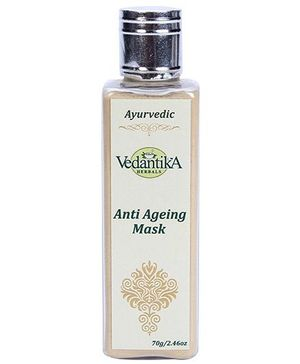 Vedantika Herbals Anti Ageing Mask - 70 gm