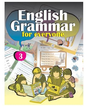 English Grammar For Everyone Book 3