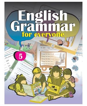 English Grammar For Everyone Book 5