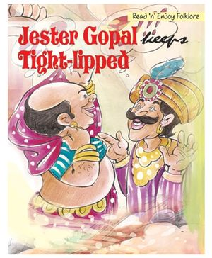 Jester Gopal keeps Tight-lipped - English
