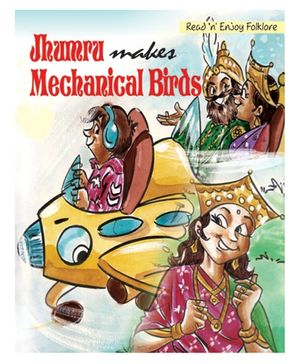 Jhumru Makes Mechanical Birds - English