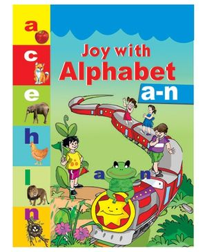 Joy With Small Alphabet a to n - English