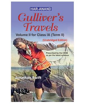 Gulliver's Travels Vol II for Class IX(Term II) - English