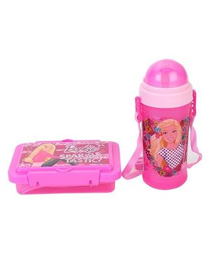 Barbie Lunch Box Set