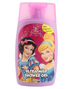 Disney Princess Ultra Mild Shower Gel - 200 ml