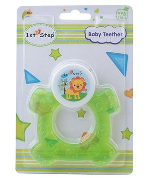 1st Step Cooling Teether - Green
