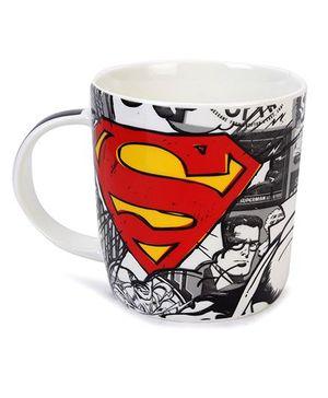 B Vishal Superman Mug - Grey