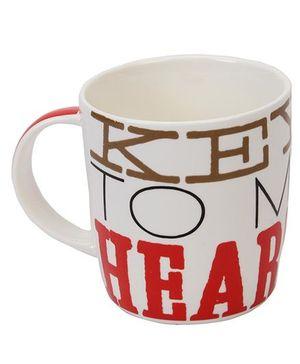 B Vishal Tom And Jerry Mug - White
