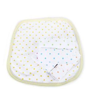 Babyhug Printed Handkerchief Pack of 6 - Multi Color