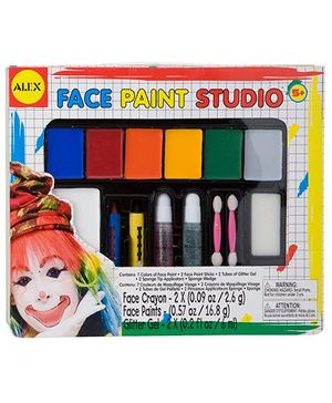 Alex Toys Face Paint Studio