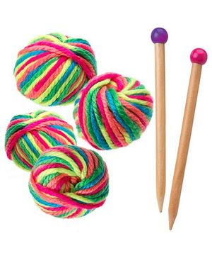Alex Toys Knit And Wear - Multicolor