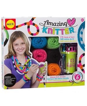 Alex Toys Amazing Knitter - Multicolor