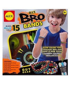 Alex Toys D I Y Bro Bands - Multicolor