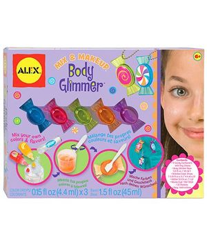 Alex Toys Mix And Make Up Body Glimmer -