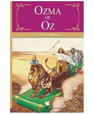 Ozma of Oz - English