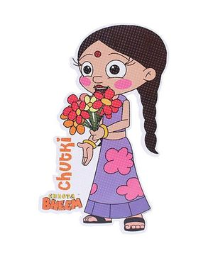 Chutki Chhota Bheem A4 Cut Out