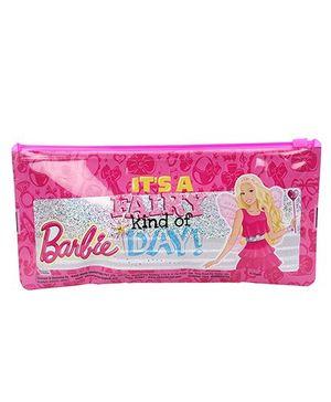 Barbie Sparkle Pencil Pouch - Pink