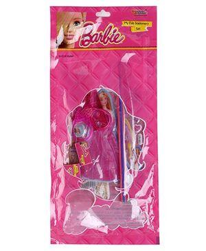 Barbie My Fab Stationery Set - Pink