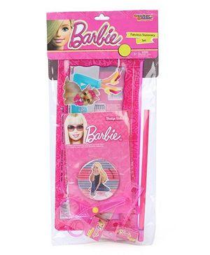 Barbie Fabulous Stationery Set - Pink