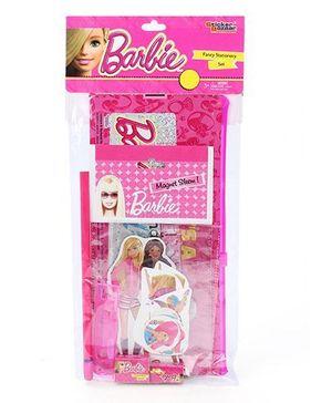 Barbie Fancy Stationery Set - Pink