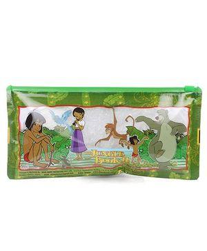 Disney Jungle Book Pencil Pouch - Green