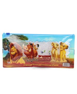 Disney Lion King Pencil Pouch - Blue
