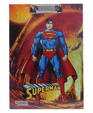DC Comics Superman Exam Clipboard - Multi Color