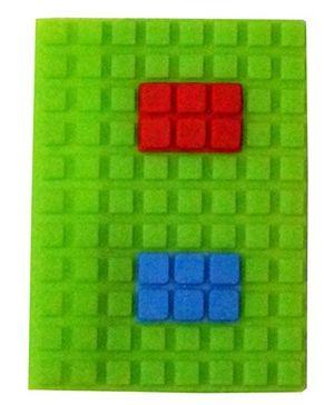 Li'll Pumpkins Mini Puzzle Pattern Diary - Green