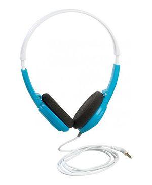 Go Travel Child Safe Headphones Blue - 2750-BLU