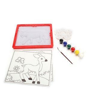 Petals 3 D Velvet Art Kit