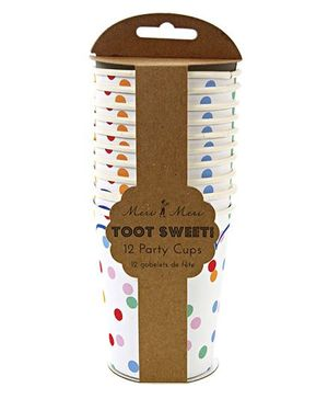 Charmed Celebrations Toot Sweet Cups