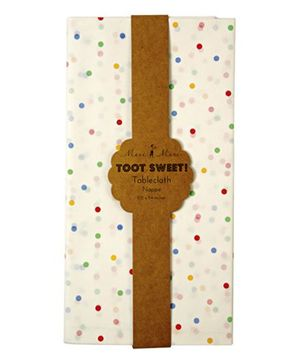 Charmed Celebrations Toot Sweet Table Cover