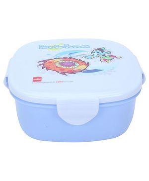 Cello Homeware Krishna Print Lunch Box - Blue