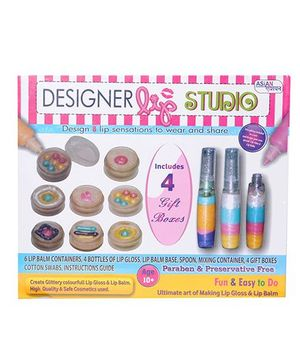 Asian Designer Lip Studio - Multicolor