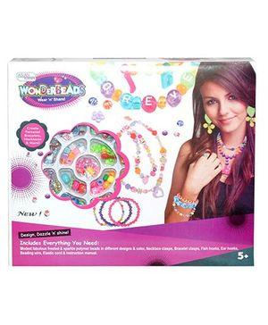 Asian Wonder Beads - Multicolor