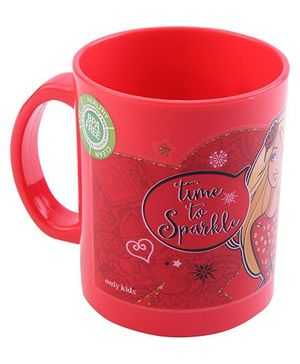 Barbie Mug Red - 400 ml