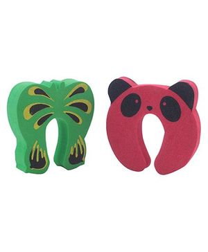 Cutez Safety Guard - Green And Red
