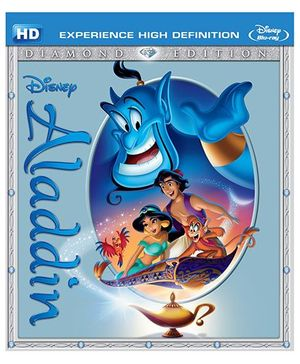 Sony Aladdin HD Diamond Edition Blue Ray - English